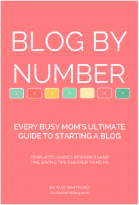 Blog by Number Flat Cover