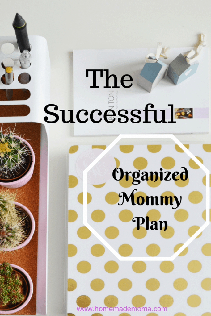 How To get organized
