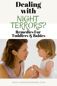 what causes night terrors