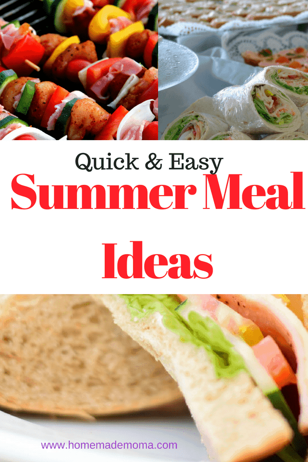 Quick Meal Ideas