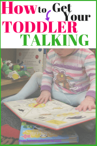 How to encourage your toddler to talk