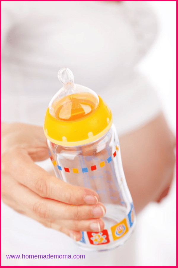 Best baby bottles for gas and reflux