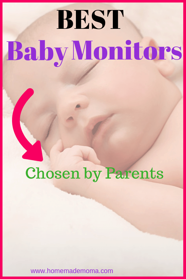 Best baby monitors