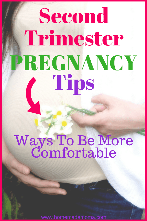 2nd trimester pregnancy pains
