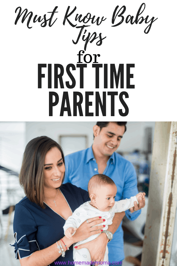 Baby tips for new parents