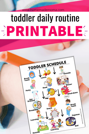 Toddler schedule at home (3)